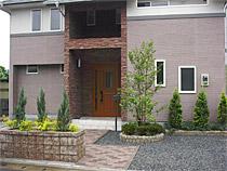 新築住宅 外構工事